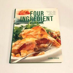 Four Ingredient Cookbook
